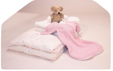 Bio-Bettwaren-Kinder
